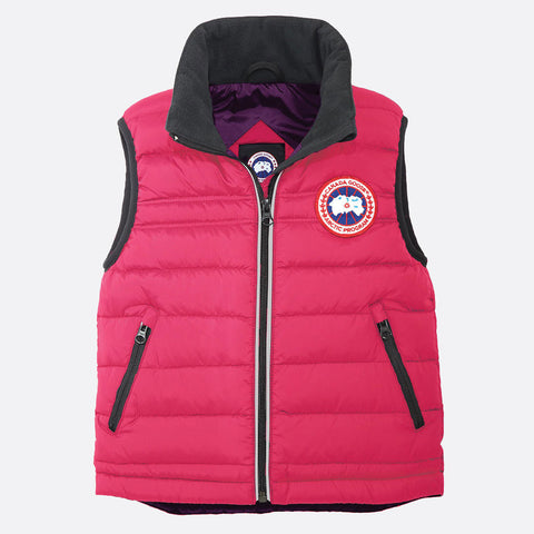 Canada Goose Kid's Bobcat Vest XL (4-5 yrs) / Summit Pink