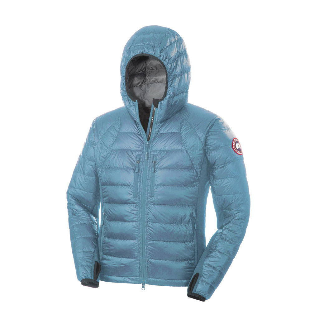 Canada Goose Men's Hybridge Lite Hoody ice-blue