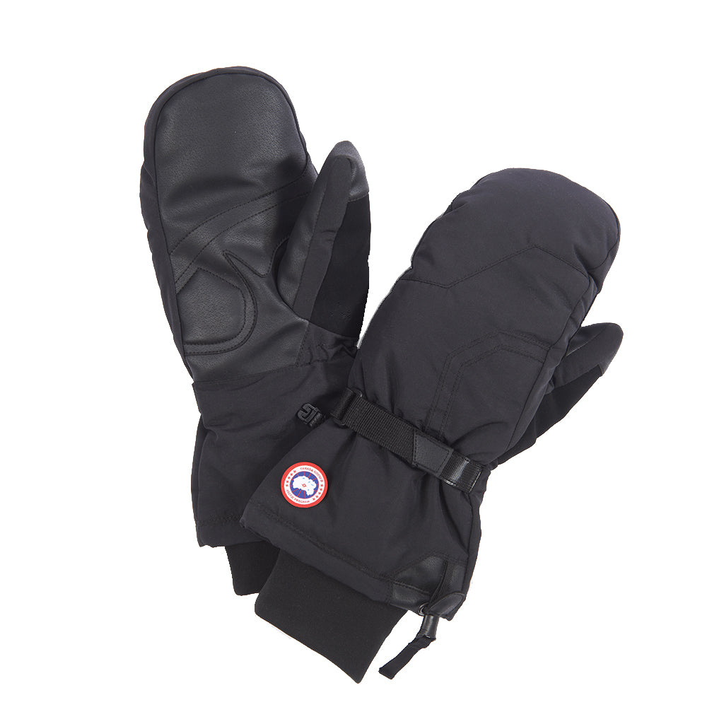 Canada Goose Men's Down Mitt black