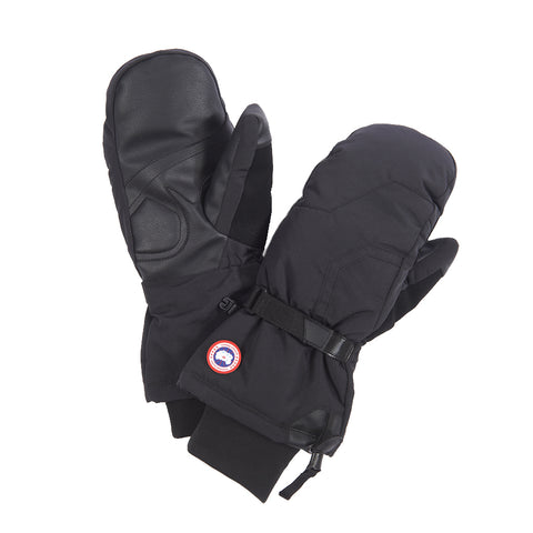 Men's Down Mitt Black