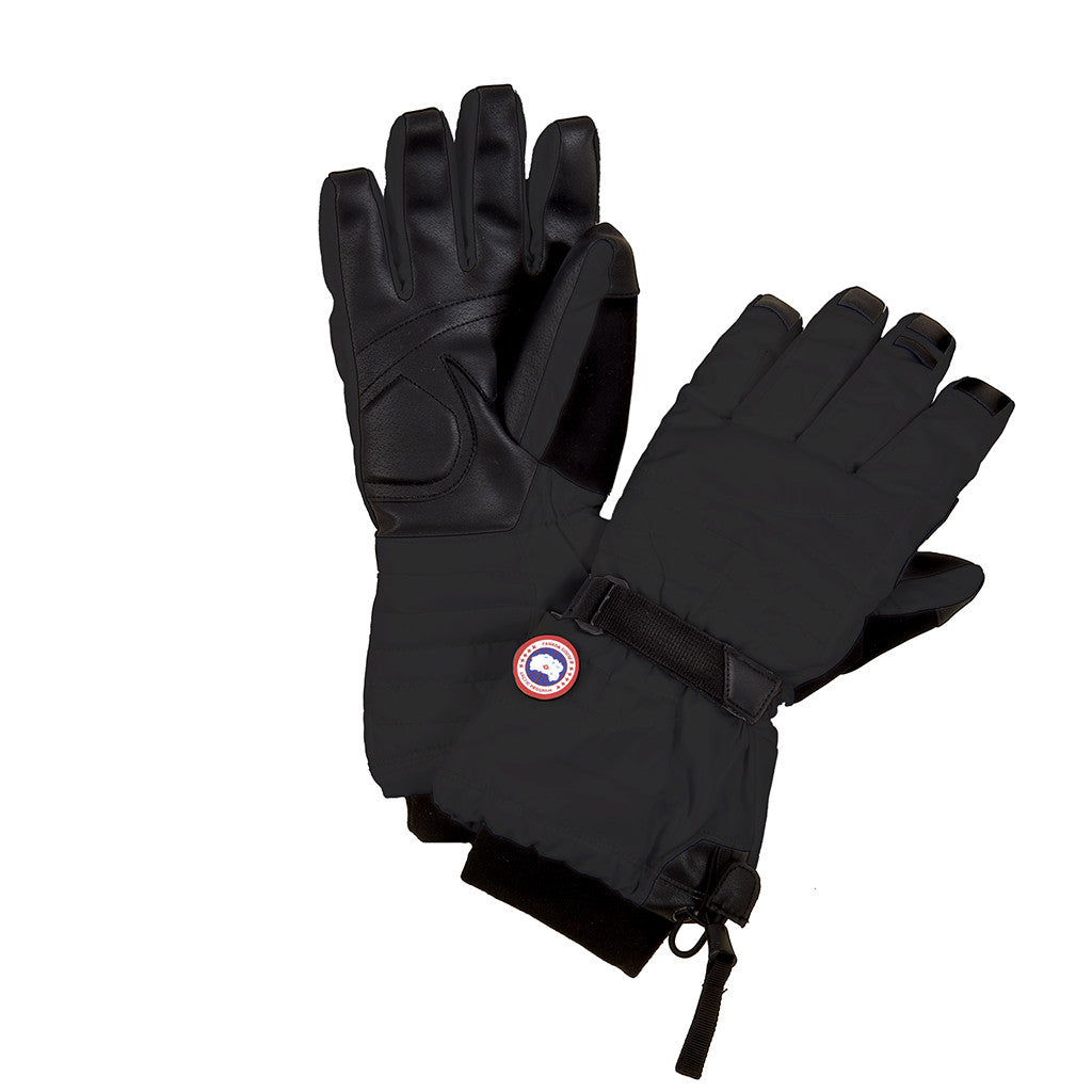 Canada Goose Women's Arctic Down Glove black