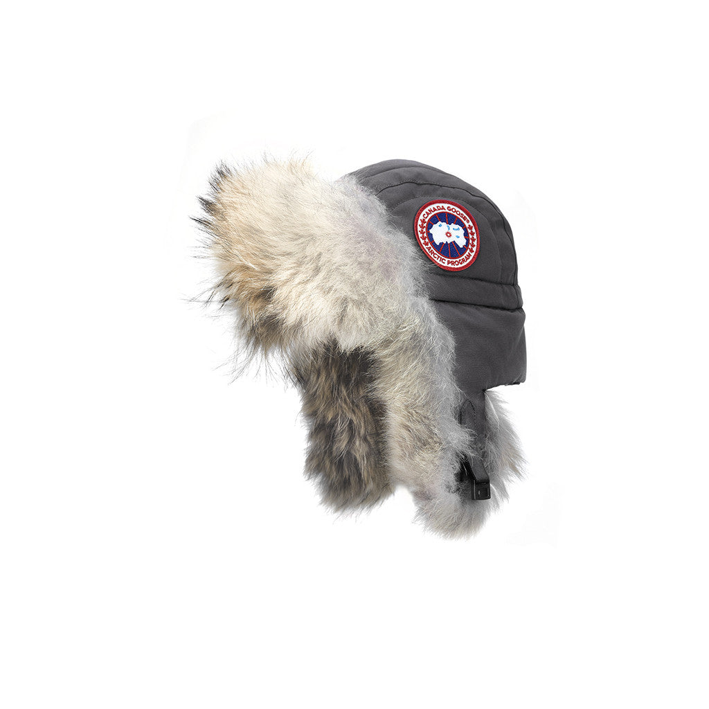 Canada Goose Aviator Hat black