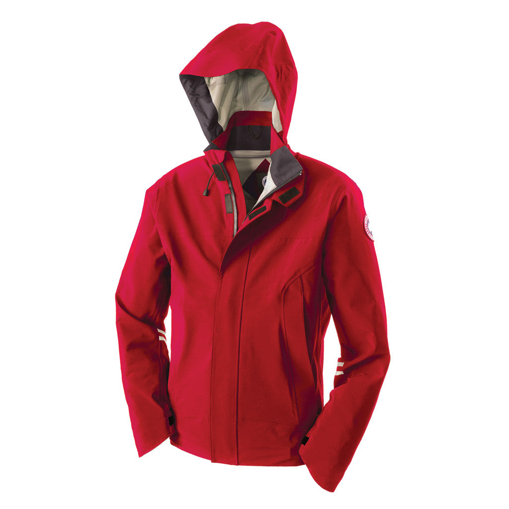 Canada Goose Men's Ridge Shell Jacket red