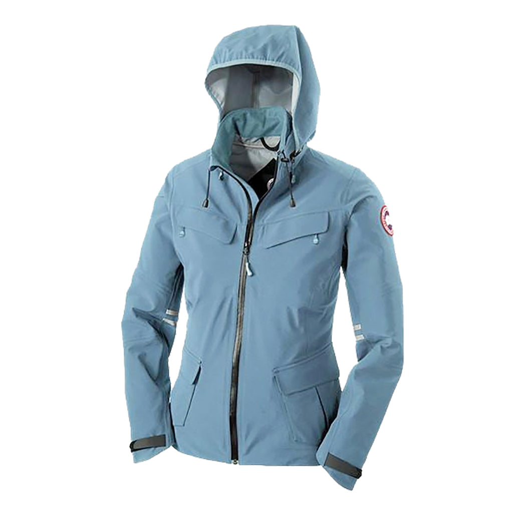 Canada Goose Ladies Moraine Shell Jacket ocean