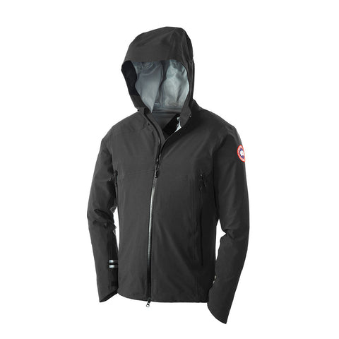 Men's Canyon Shell Jacket Black