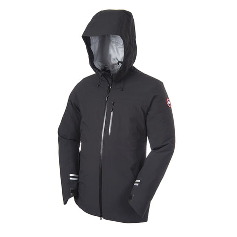 Men's Coastal Shell Jacket Black