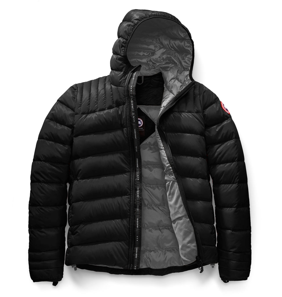 Canada Goose Men's Brookvale Hoody black-graphite