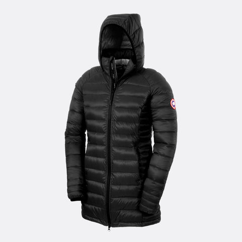 Canada Goose Ladies Brookvale Hooded Coat