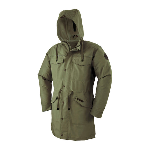 Men's Killarney Trench Military Green