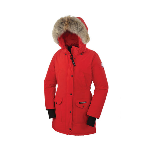 Canada Goose Ladies Trillium Parka S / Red