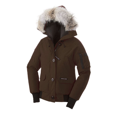 Canada Goose Women's Chilliwack Bomber 2XS / Caribou