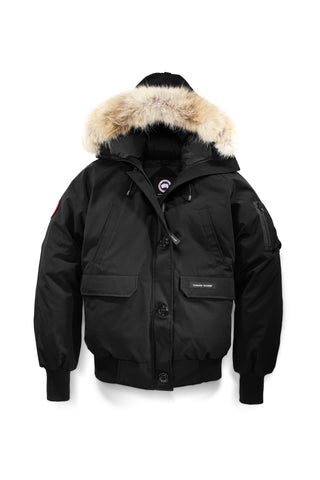 Women's Chilliwack Bomber Black