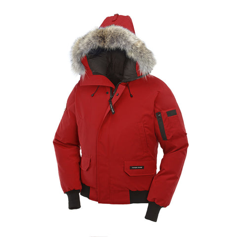 Canada Goose Men's Chilliwack Bomber M / Red