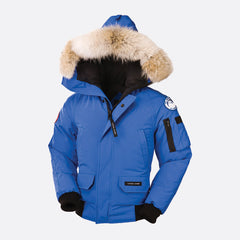 Canada Goose Youth PBI Chilliwack Bomber M / PBI Blue