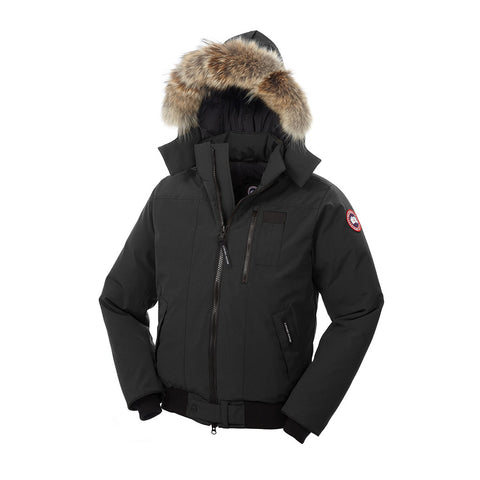 Canada Goose Men's Borden Bomber XS / Black