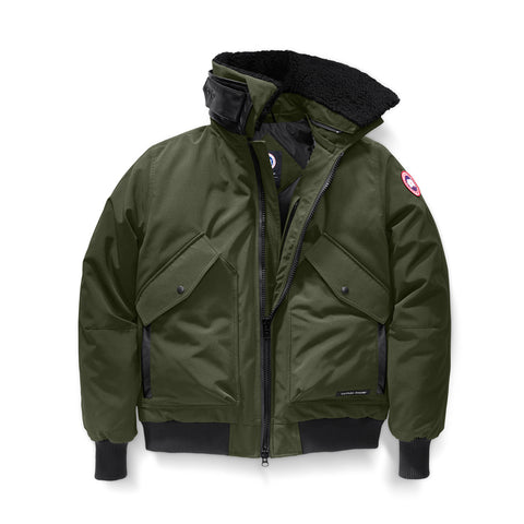 Men's Bromley Bomber Military Green