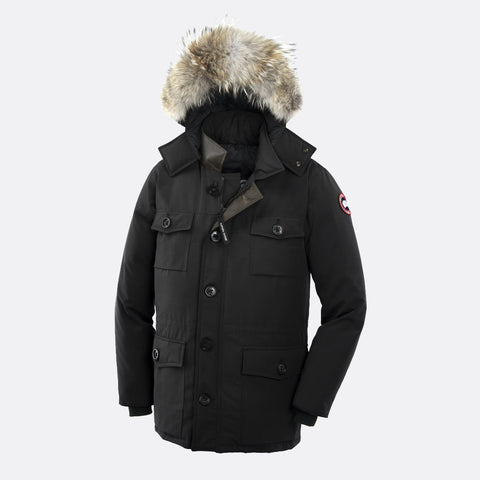 Canada Goose Men's Banff Parka XL / Black