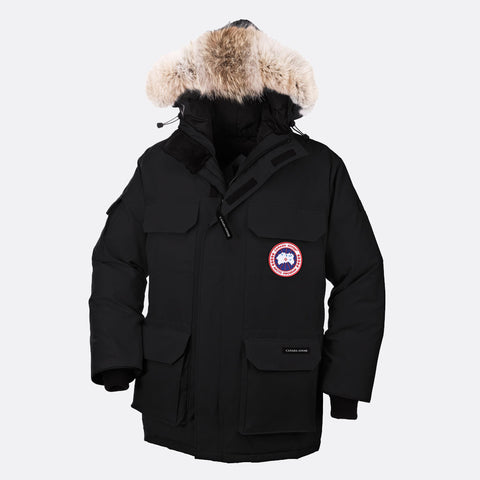 Canada Goose Men's Expedition Parka XL / Black
