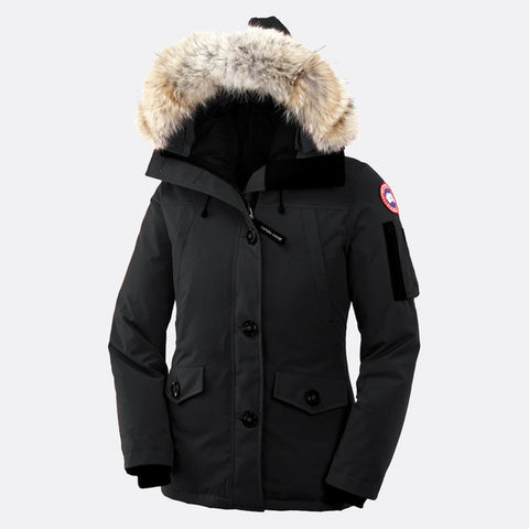 Canada Goose Ladies Montebello Parka M / Black