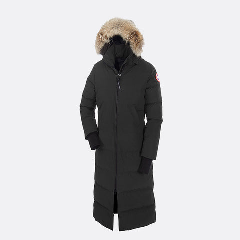 Canada Goose Ladies Mystique Parka M / Black