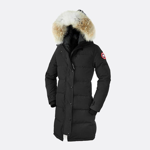 Canada Goose Ladies Shelburne Parka 2XS / Black