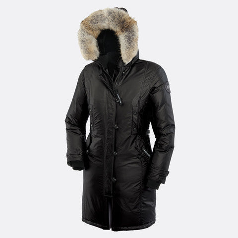 Canada Goose Ladies Kensington Parka XL / Black CG55