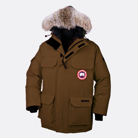 Canada Goose Men's Expedition Parka S / Caribou