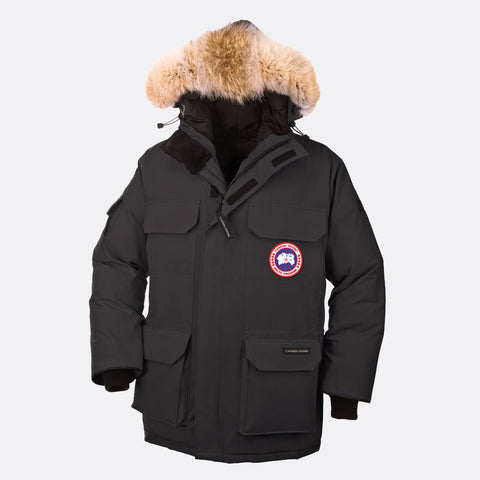 Canada Goose Men's Expedition Parka XL / Graphite
