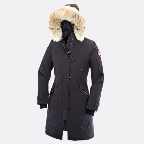 Canada Goose Ladies Kensington Parka XL / Graphite
