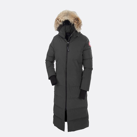 Canada Goose Ladies Mystique Parka L / Graphite