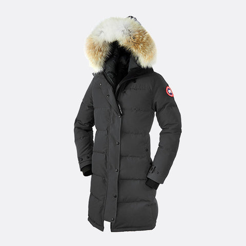 Canada Goose Ladies Shelburne Parka M / Graphite