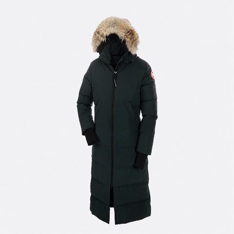 Canada Goose Ladies Mystique Parka L / Ink Blue