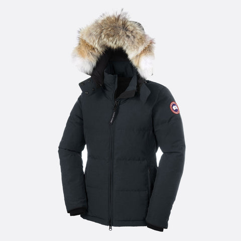 Canada Goose Ladies Chelsea Parka M / Ink Blue