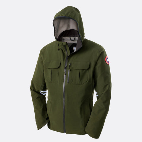 Canada Goose Men's Moraine Shell Jacket M / Military Green