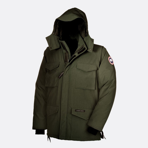 Canada Goose Men's Constable Parka L / Military Green