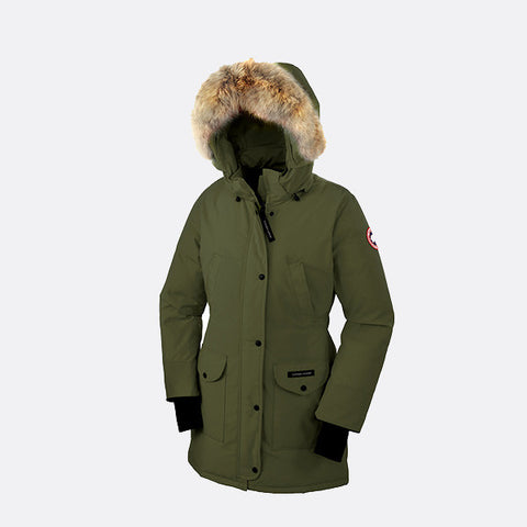Canada Goose Ladies Trillium Parka 2XS / Military Green
