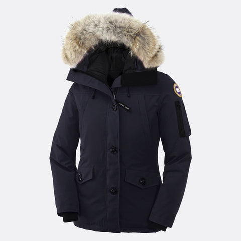Canada Goose Ladies Montebello Parka XL / Navy