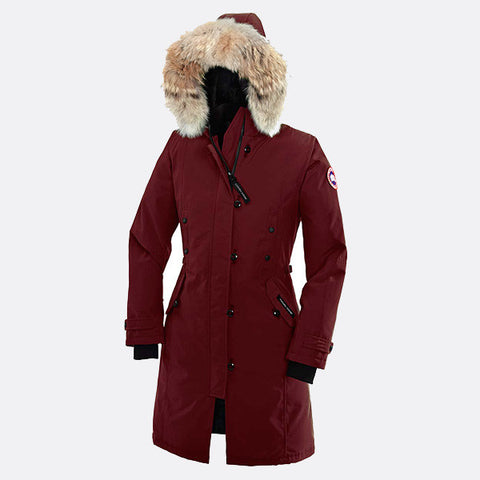 Canada Goose Ladies Kensington Parka S / Niagara Grape