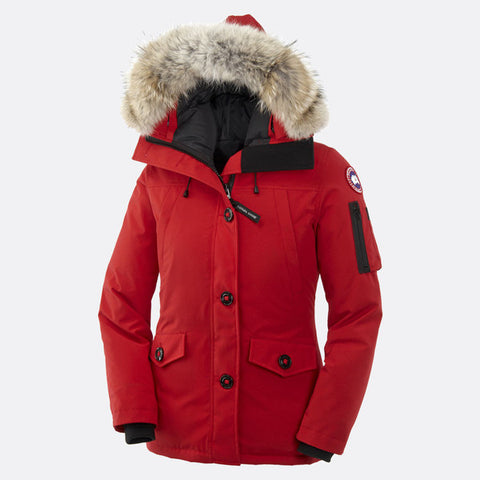 Canada Goose Ladies Montebello Parka S / Red