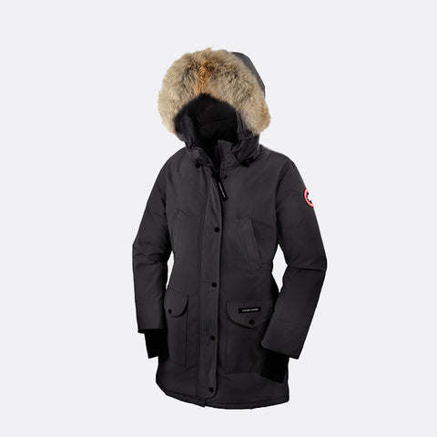 Ladies Trillium Parka Fusion Fit