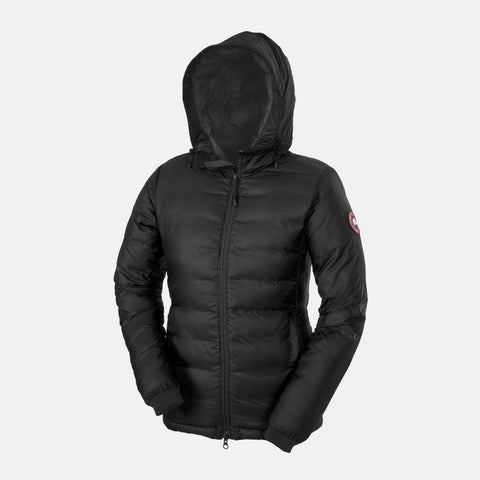 Canada Goose Ladies Camp Hoody XS / Black/Graphite