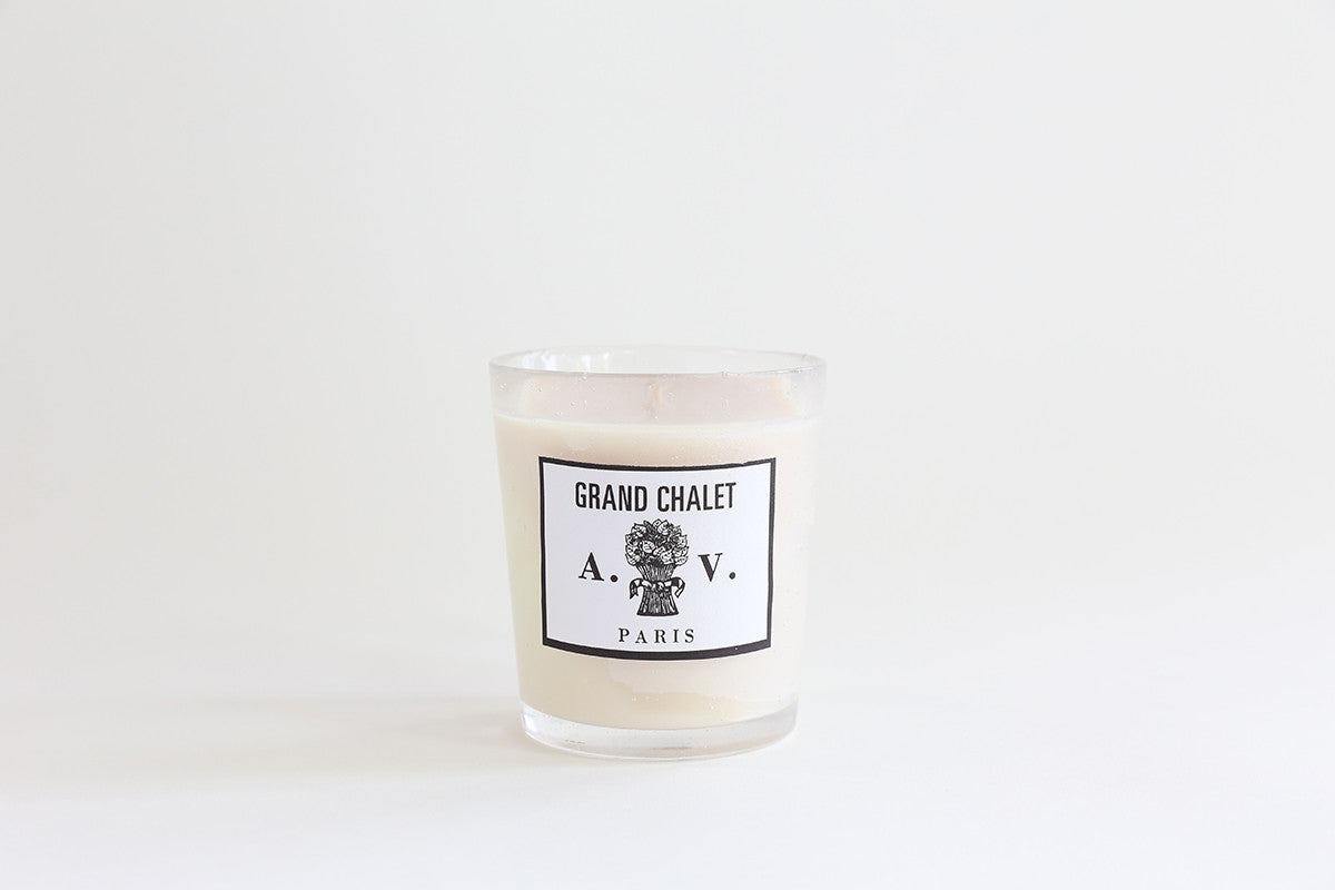 Grand Chalet Candle