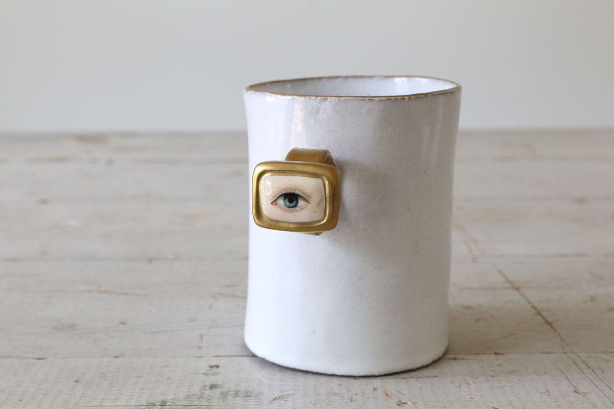 Serena Eye Ring Mug