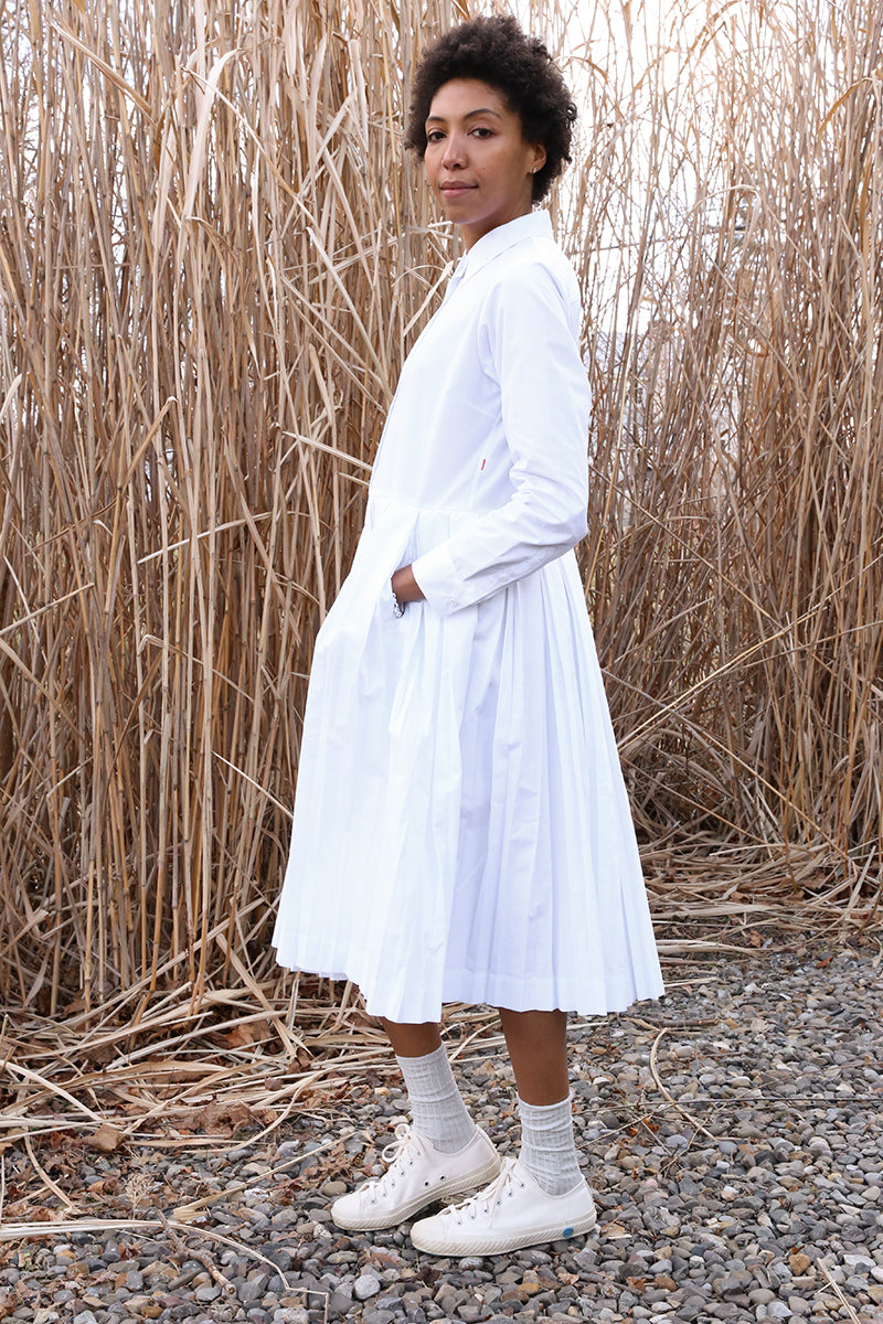 Powder Cotton Waga Dress