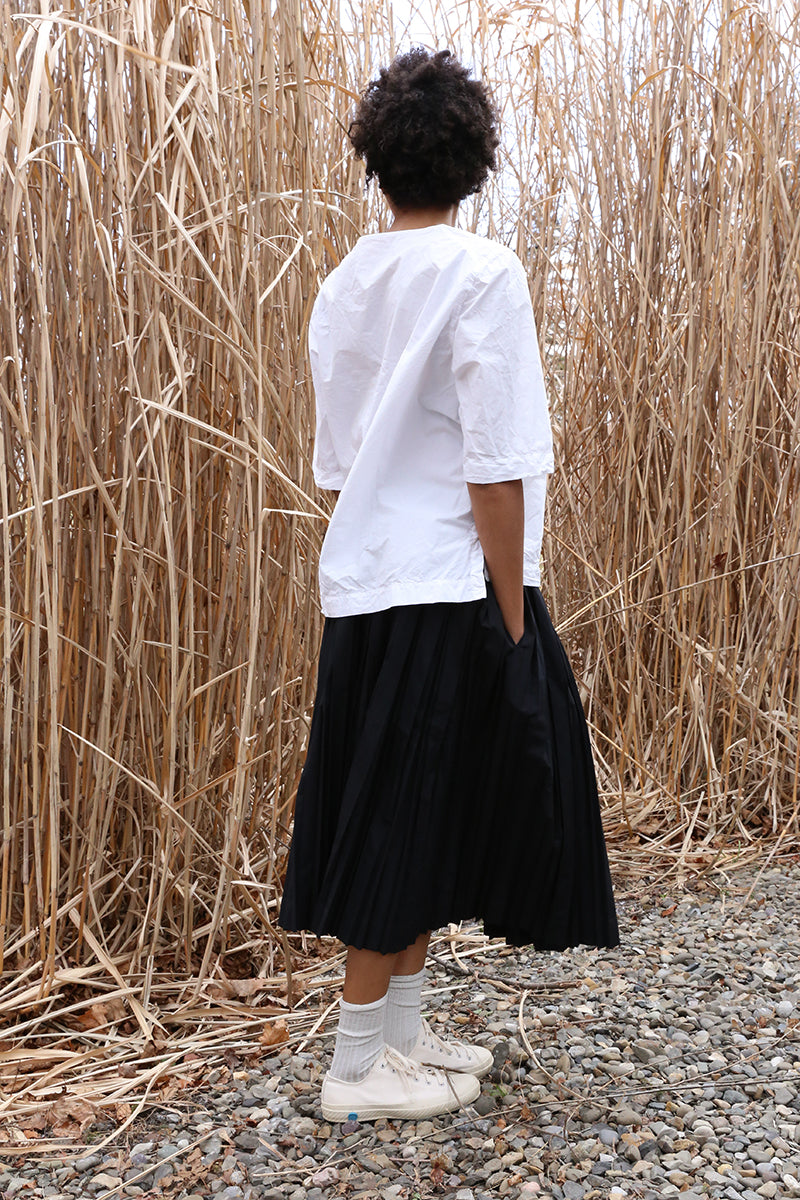 Black Plee 1 Skirt