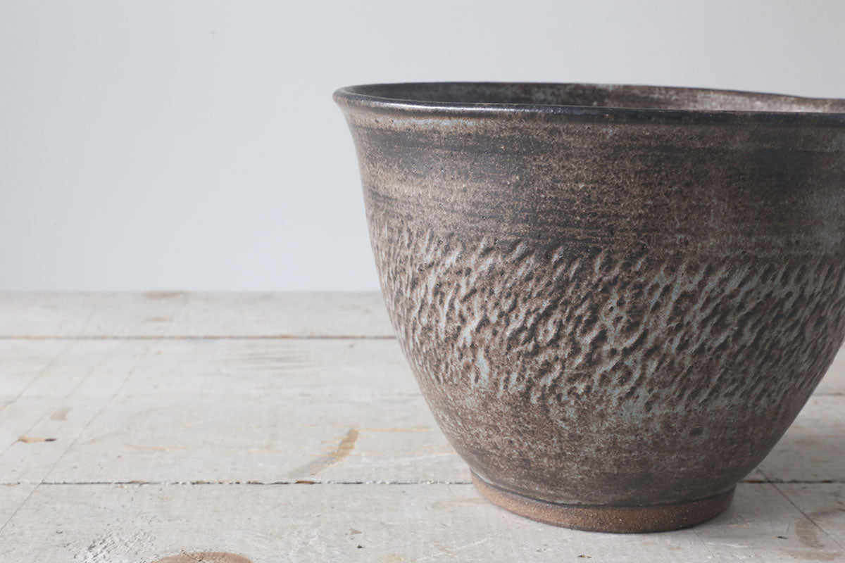 Chai Glazed Bowl #58