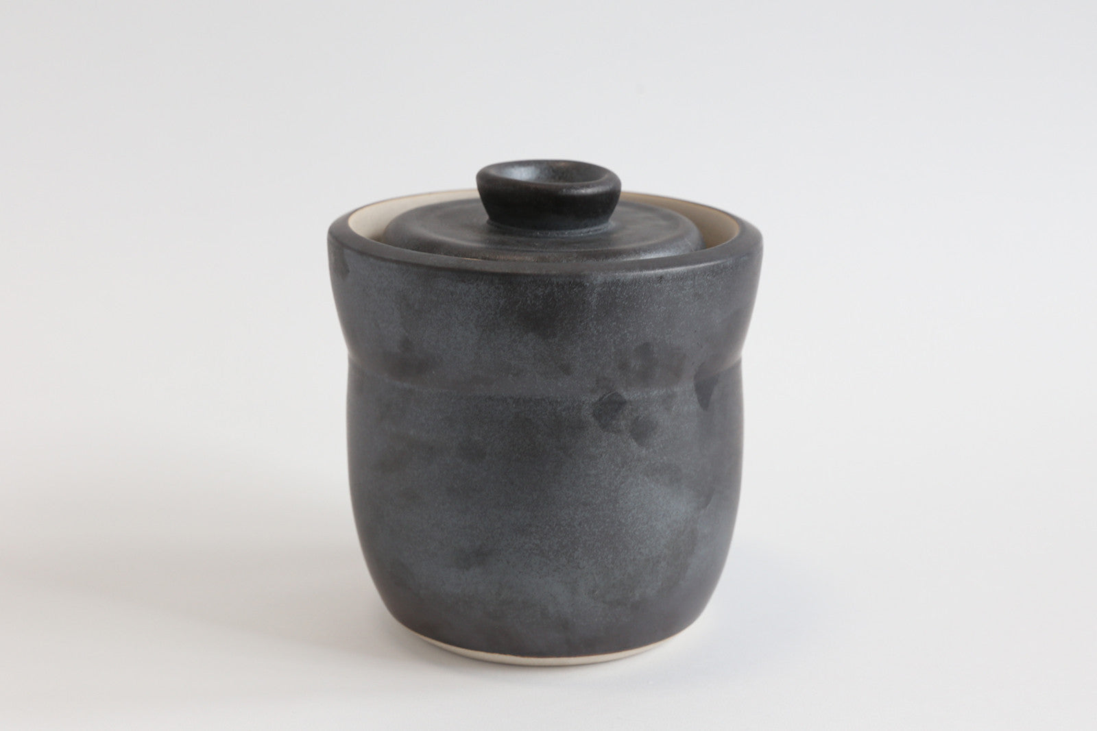 Small Black Fermentation Jar