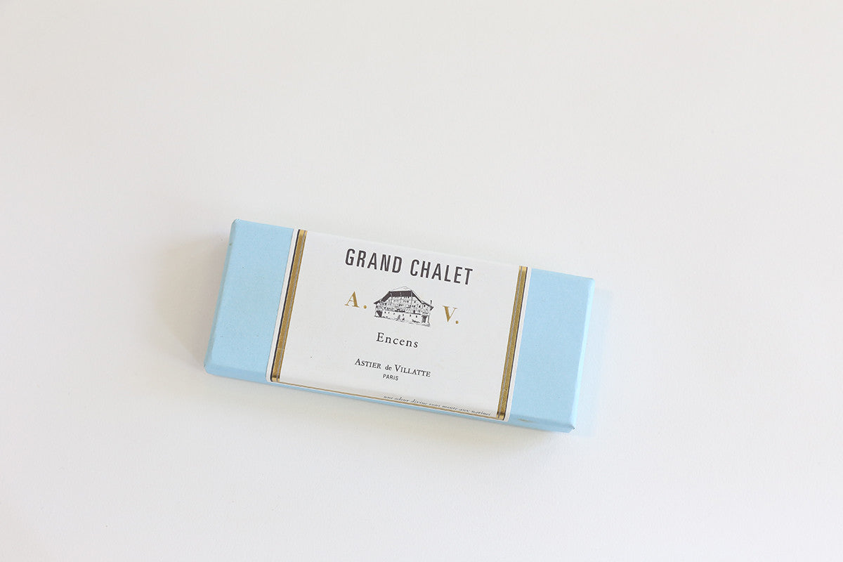 Grand Chalet Incense