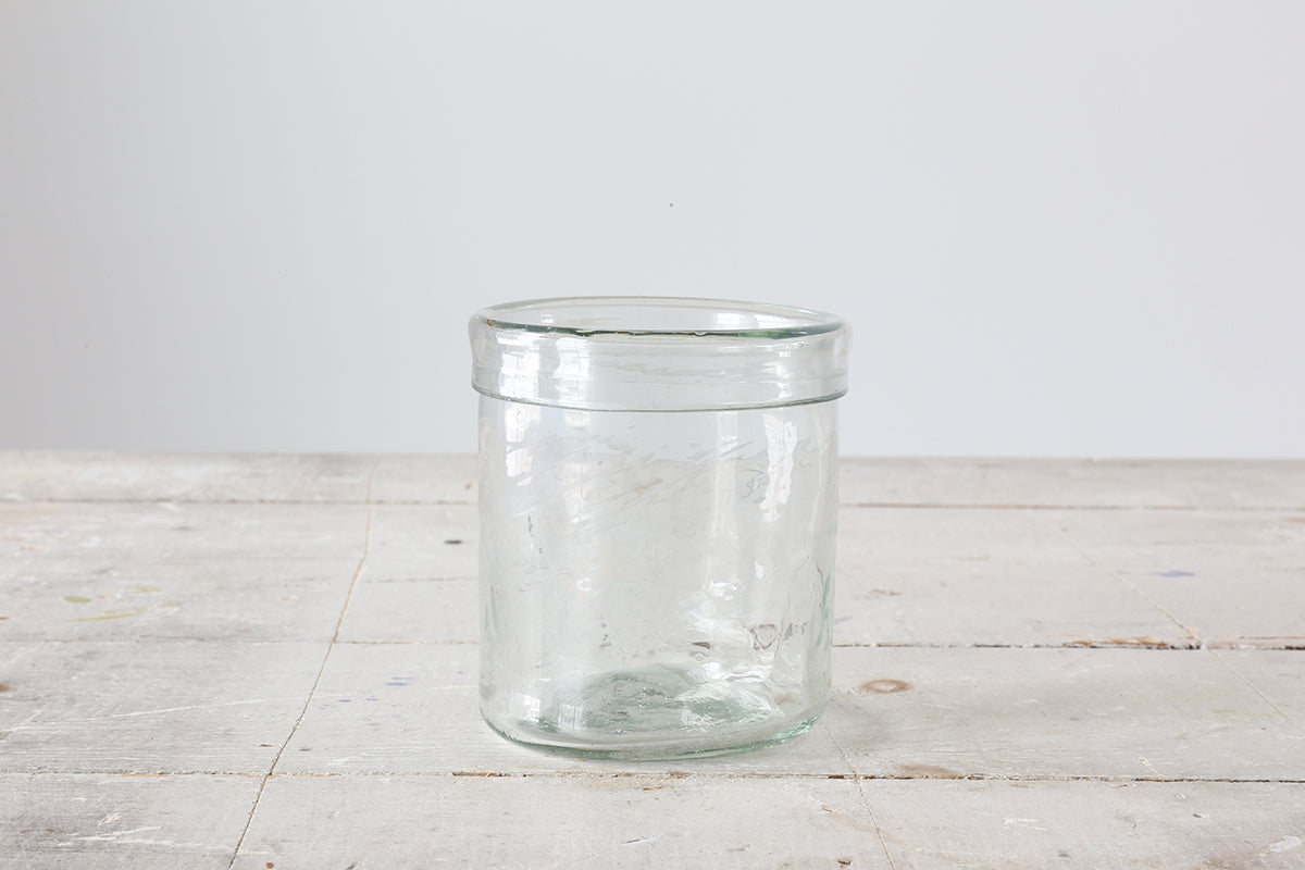 Pickle Jar Vase