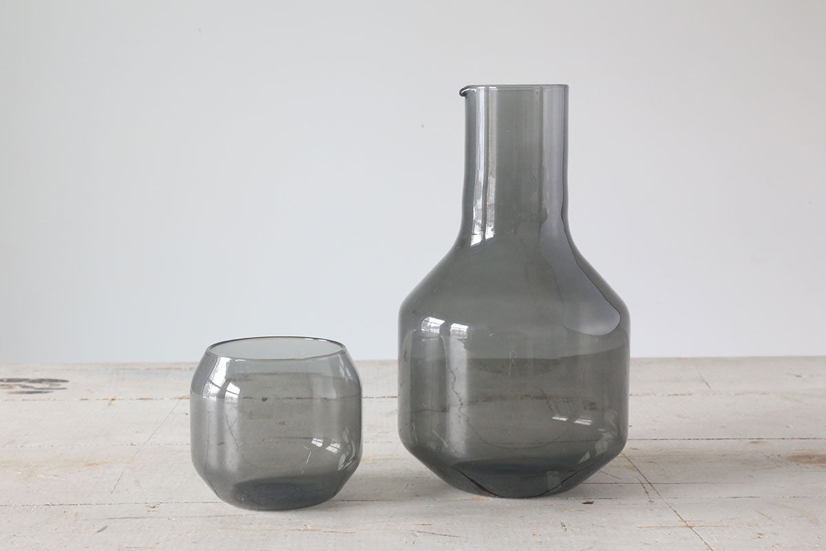 Velasca Tinto Carafe and Glass